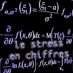 Le stress, les chiffres…